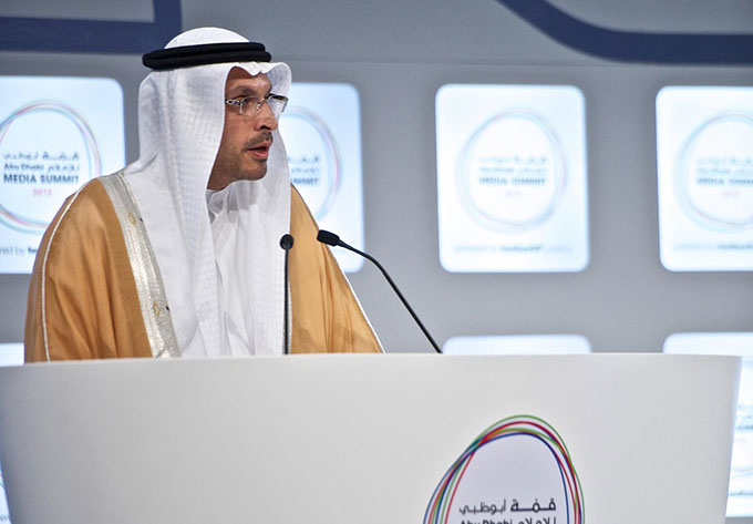 Abu Dhabi Media Summit 2014 to Focus on 'Driving and Sustaining Future Media'