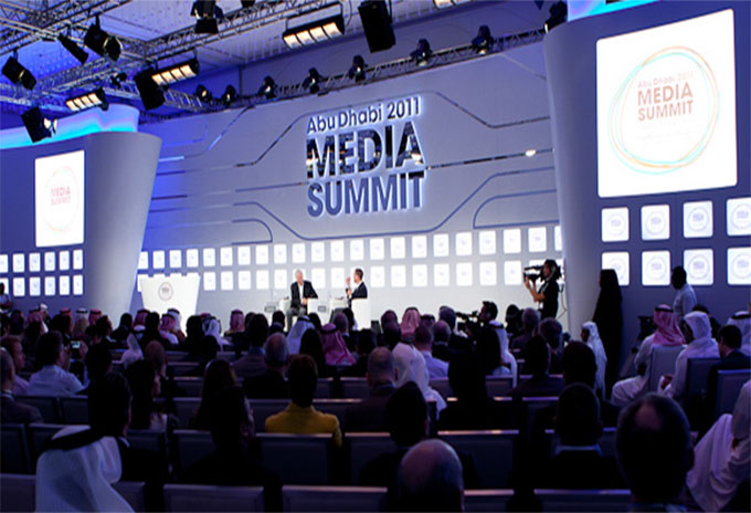 Global media leaders to explore digital opportunities at the Abu Dhabi Media Summit