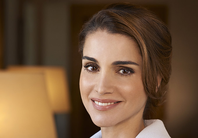 Her Majesty Queen Rania Al Abdullah to Open Abu Dhabi Media Summit 2014
